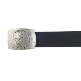 Cinturón Fjällräven Murena negro